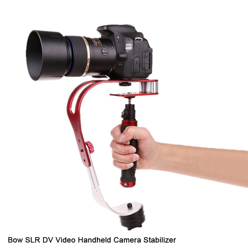 Handheld Video Stabilizer Steady Cam For DSLR DV SLR Digital Camera Camcorder @JH ...