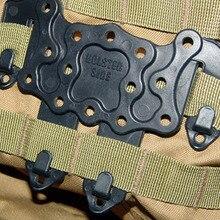 SWAT airsoft STRIKE molle Strike Hanger Tactical Vest Accessory Holster platform panel