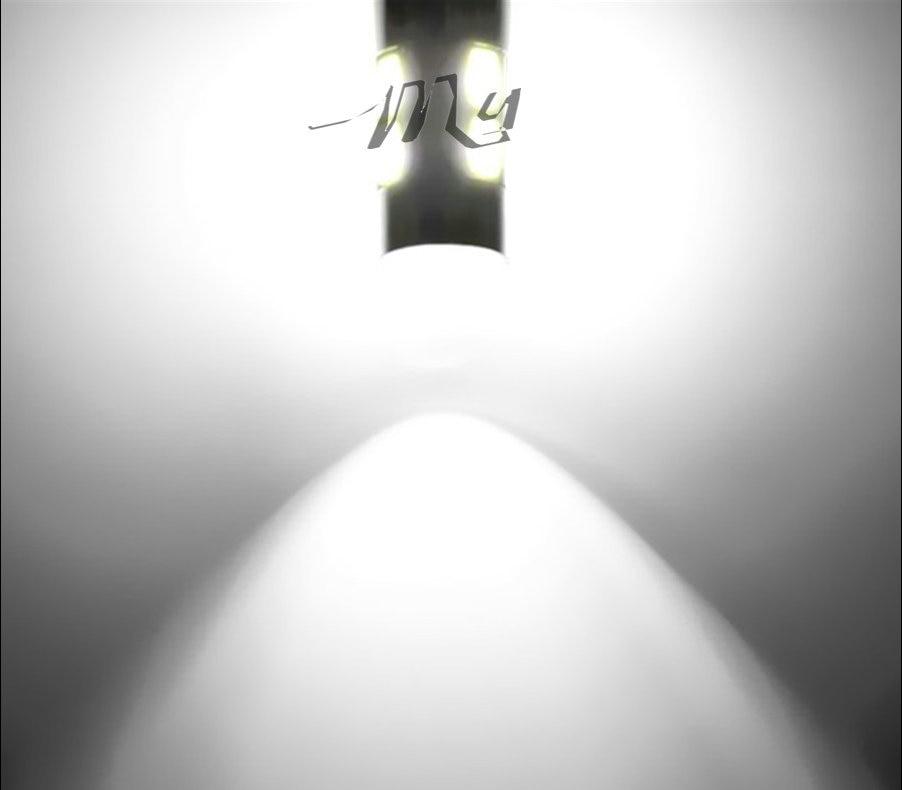 2 шт. H1 светодиодный ламп накаливания супер яркий белый светодиод высокой Мощность 10 SMD 5630 авто светодиодный H1 автомобильный светильник тумана сигнала поворота светильник фар дальнего света 12V желтый
