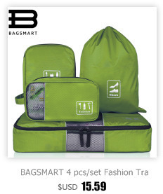 BAGSMART 17 ''Viajar Sacos Para A Roupa