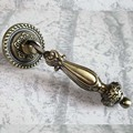 Antique Bronze Cabinet Knobs Dresser Drawer Knob  Rustic Vintage Furniture Hardware  antique Brass shaky pendant  knobs