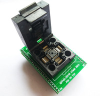 TQFP48 QFP48 To DIP48 IC51 0484 806 MCU Test IC Socket Programmer Adapter Socket