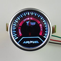 New 2 inchSunglasses surface white backlight car Air-fuel ratio Gauge Car modification ext temp Gauge Free shipping