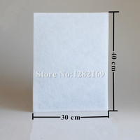 1 Piece Air Purifier DIY Parts HEPA Filter 40cm 30cm 5mm Micro Air Filters Replacement For