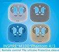 DJI Phantom 3 4 Inspire 1 Пульт дистанционного управления Анти Сопротивление Скольжению Силиконовый Защитный Кожного Покрова Чехол