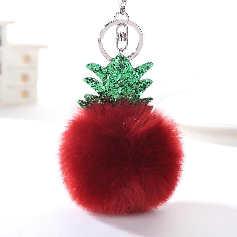 Homens quentes Da Árvore De Natal Criativo Saco Chave Titular Acessórios Vintage New Mulheres De Pele De Alta Qualidade Melhor presente Casal Jóias K2048