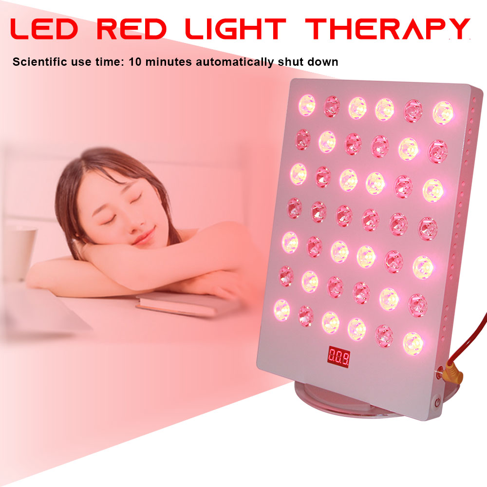 2019 Newest Products 660nm 850nm Skin Beauty TL PLUS 84W Red Light Therapy Lamp for Travel in LED Grow Lights from Lights Lighting