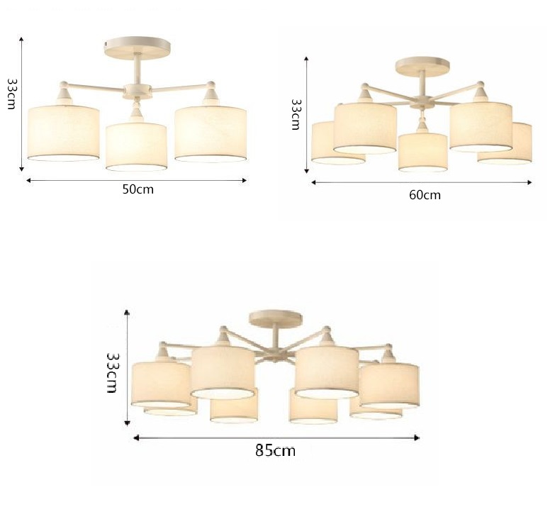 LED ceiling Chandelier For Living Room E27 Chandelier Lighting With Lampshades Dining Chandeliers Modern Kitchen Lamps Dining Room Chandeliers | Antler Chandelier | LED Ceiling Chandelier For Living Room E27 Lighting With Lampshades Dining Chandeliers Modern Kitchen Lamps lights