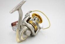 SWY Metal Spool Lure Spinning Reel Fish Salt Water Fishing Reel Carretilha Pesca Wheel 10Ball Bearing 5.2:1
