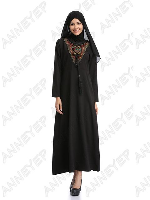 Aliexpress.com : Buy Muslim Abaya Kaftan Dress Islamic Clothing for ...