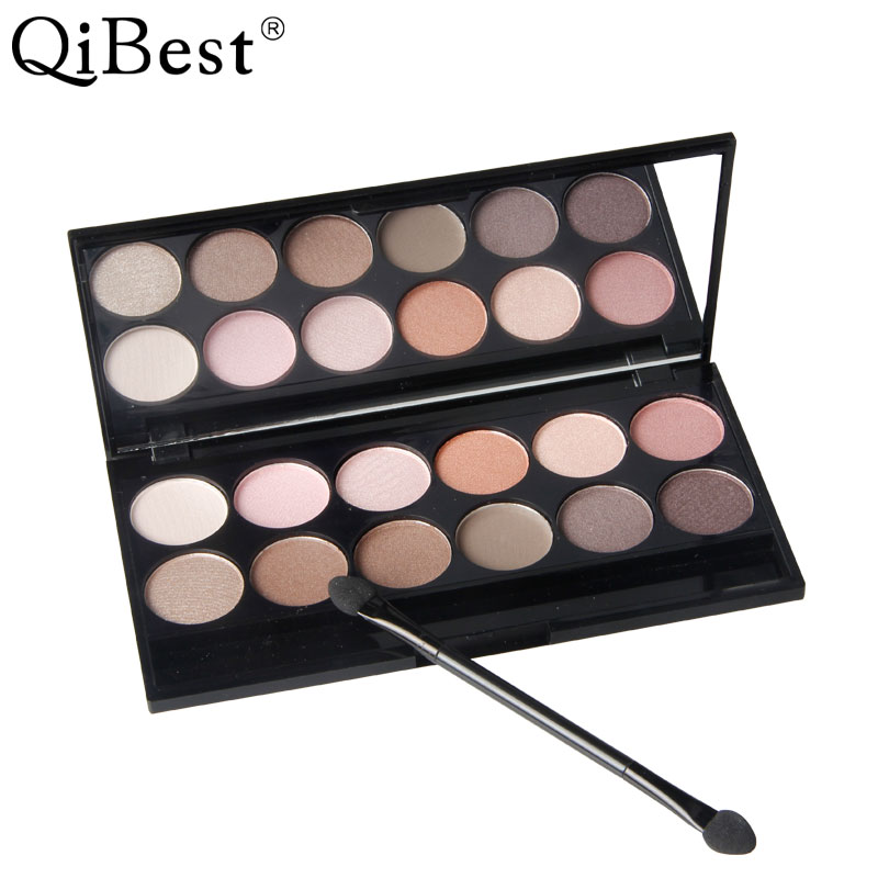 Online Get Cheap Makeup Shimmer Matte Eyeshadow Palette Set by ...