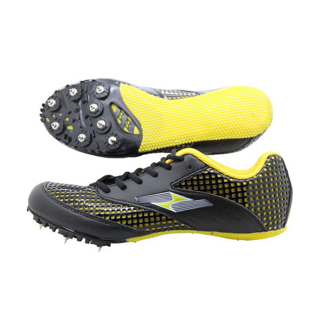 a88bc7ff820 Free Shipping HEALTH Running Shoes Spike Shoes Track Shoes 190 2Colors