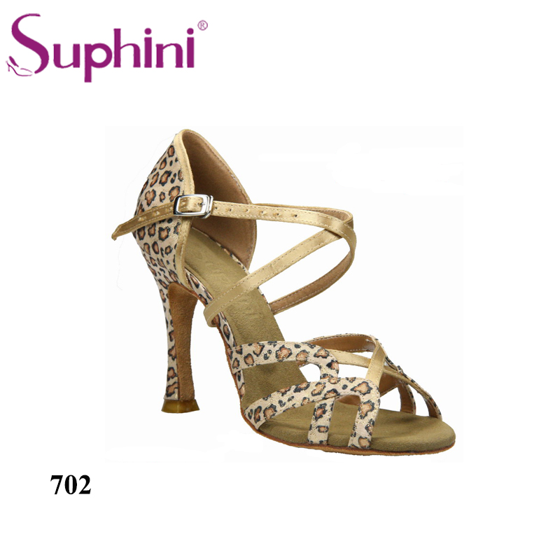 FREE SHIPPING 2017 Suphini Popular Professional Latin Dance Shoes, Satin Dance Shoe, Zapatos De Baile цена