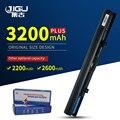 JIGU 4 ячейки Аккумулятор для ноутбука Toshiba Satellite C50-B-14D L50-B PA5185U C55-B5200 PA5185U-1BRS L55-B5267