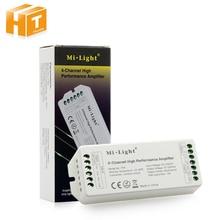 Mi Light PA4 4 Channel High Performance Amplifier DC12V 24V RGB RGBW font b LED b