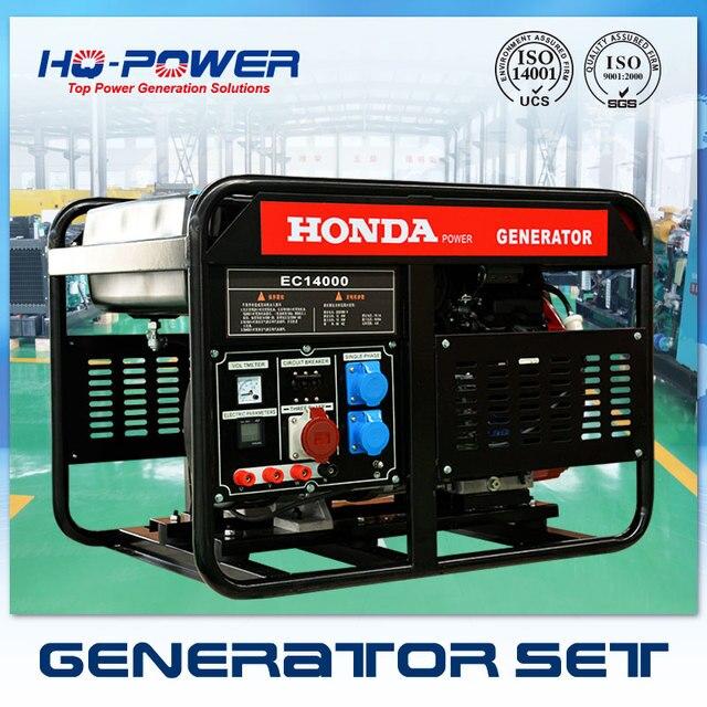 Hot Sale Japan Made Engine 12kw Portable Home Use Honda