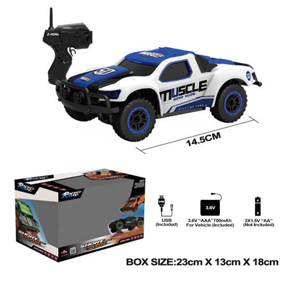 Пульт дистанционного управления автомобиль дистанционного управления игрушка ПВХ цвета электрическая игрушка хобби культивировать интерес Электрический ABS игры великолепные - Цвет: blue