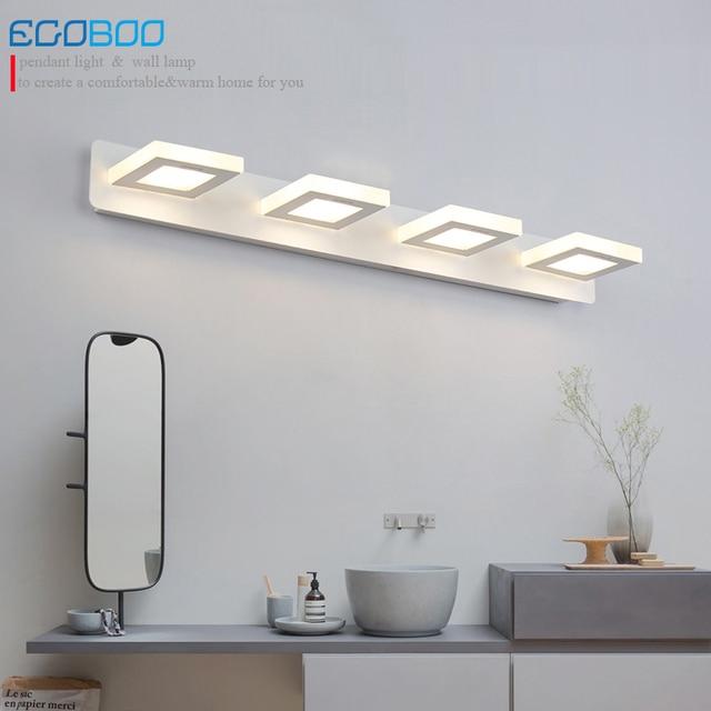 EGOBOO Indoor 12 W Led Wandlampen Voor Badkamer Muur Verlichting ...