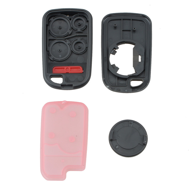 Image 5 - 5Buttons Car Key Repalcement Case Key Keyless Entry Remote Key Fob Shell For HONDA Odyssey 2005 2010 PG216A Case Covers-in Car Key from Automobiles & Motorcycles