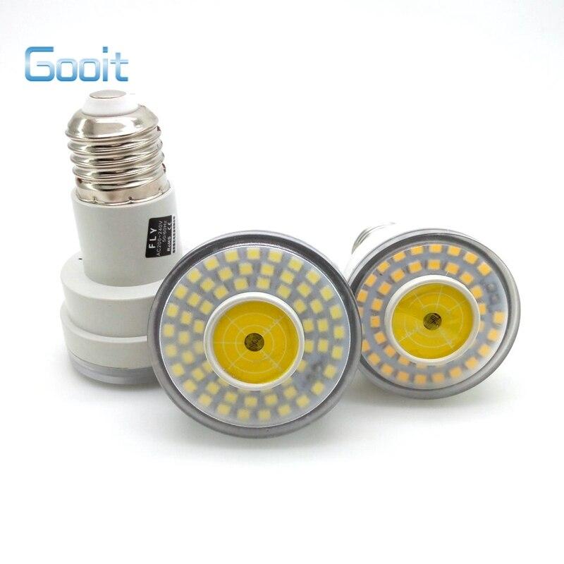 Pir Motion Radar Sensor Lamp E27 220v Led Bulb Smd5730