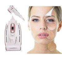 Мини HIFU ультразвуковой RF антивозрастной кожи подъемное устройство для ухода за лицом домашнего использования сфокусированное ультразвуко