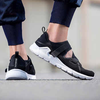 Li-Ning Women LN ATHENA Lifestyle Shoes Light Wearable LiNing Comfort Sport Shoes Fitness Sneakers AGLN032 YXB187
