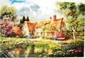 Landscape Paper Jigsaw puzzle 500 pieces for adult Educational Toy DIY Painting jigsaw puzzles 500 for adults