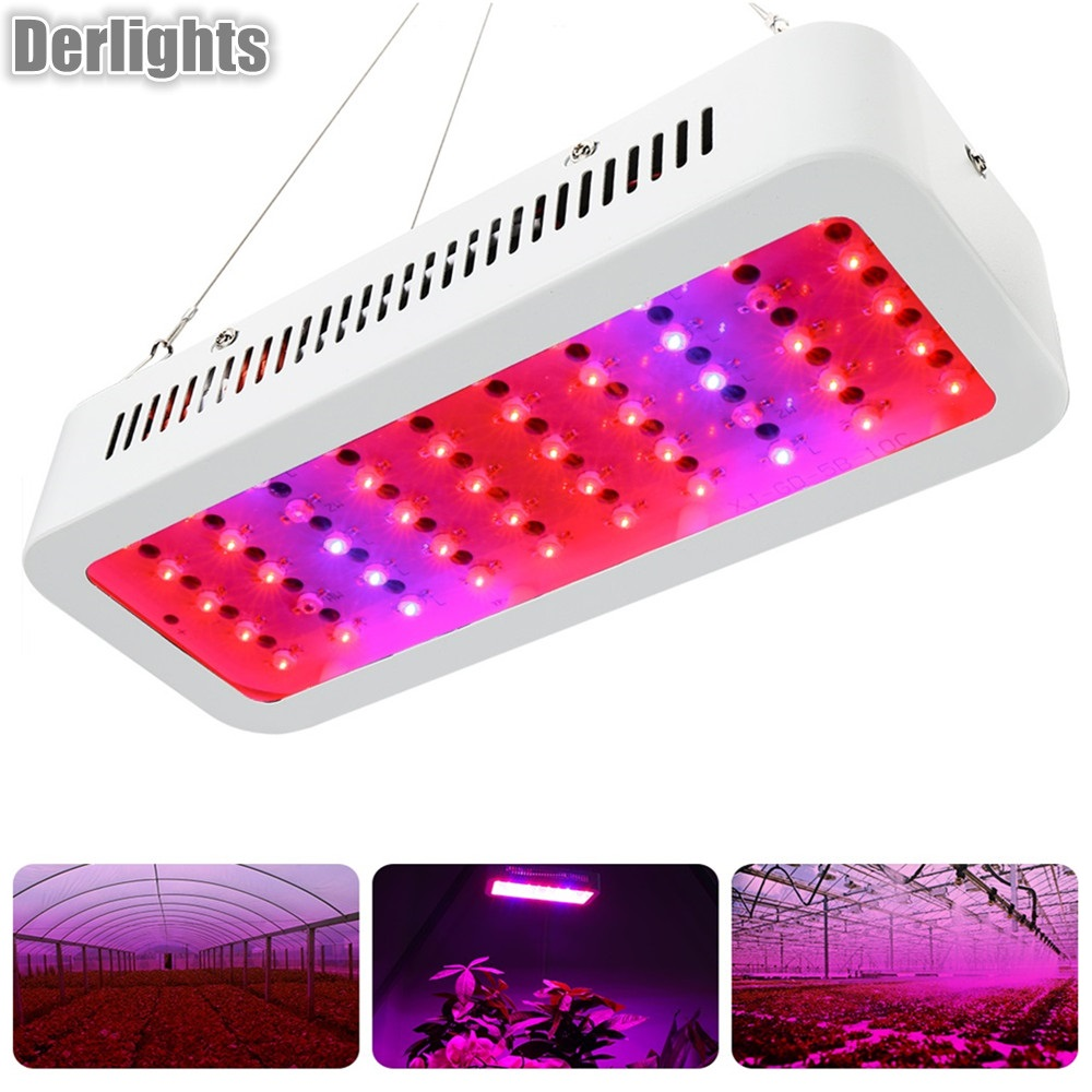 все цены на Full Spectrum 300W Led Grow Lamp UV IR Led Plant Grow Light Best for Hydroponic Systems Flowering Bloom Medical Plants Grow онлайн