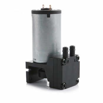YIMAKER Micro Air Pump DC12V 24V 900ml/min Electric Preservative Diaphragm Pumps Gas Collection Vaccum Pump
