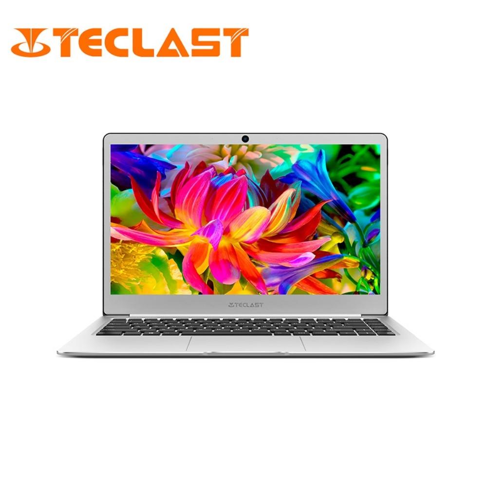 Teclast F7 Windows 10 14.0 дюймов ноутбук Intel Celeron N3450 1.1 ГГц Quad Core 6 ГБ ОЗУ 64 ГБ EMMC m.2 расширения SSD HDMI камеры