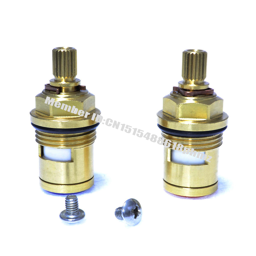 45mm High ranking Thickened Replacement Brass Ceramic stem Disc ...