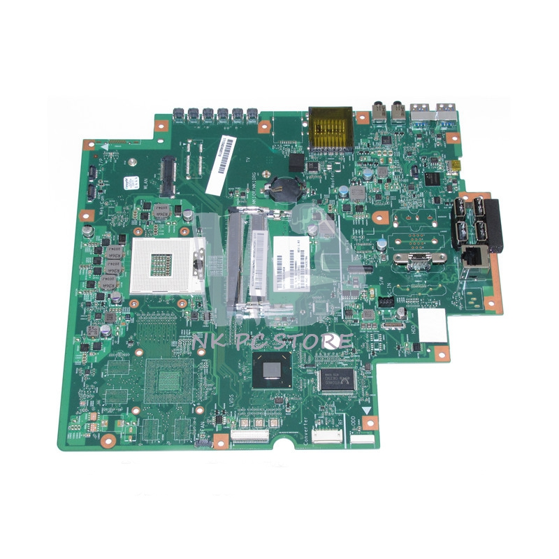 T000025050 Main Board For Toshiba Satellite DX730 DX735 Laptop Motherboard HM65 GAM HD DDR3 h000042190 main board for toshiba satellite c875d l875d laptop motherboard em1200 cpu ddr3
