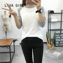 2017, autumn and winter new style casual casual T-shirt