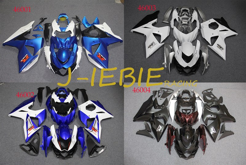 ABS Injection Fairing Body Work Frame Kit for SUZUKI GSXR 1000 GSXR1000 K9 2009 2010 2011 2012 2013 2014 2015 for 2009 2015 suzuki gsxr1000 gsxr 1000 k9 motorcycle pillion rear seat cover cowl blue 2012 2013 2014 09 10 11 12 13 14 15