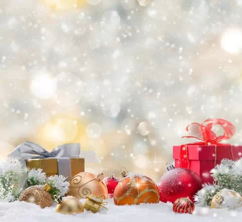 Christmas Backdrop Photography Background For Photos