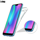 """Crystal Clear Soft Silicone Case for Huawei Honor 10 Bumber Case Transparent TPU Cover for Huawei Honor10 Phone Back Cover 5.84"""""""