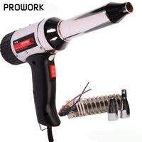 TGK 700 Watt Heizung Gun Eu-stecker Heißluft Wärme Schweißpistole elektrische Elektrowerkzeuge Heißluft Kunststoff Löten Heißluftgebläse Gebläse