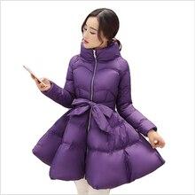 2019 New Fashion winter coat women warm outwear Padded cotton Jacket coat Womens Clothing High Quali