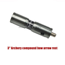Carbon Archery Bow Stabilizer Balance Bar Aluminum Aolloy Stabilizer Damping Rod Shock Damper For Recurve Compound Bow Hunting цены онлайн