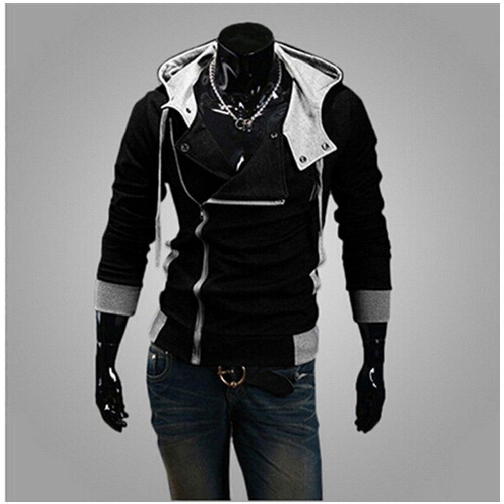 2016 Popular brand fashion mens hoodies long sleeve casual ...