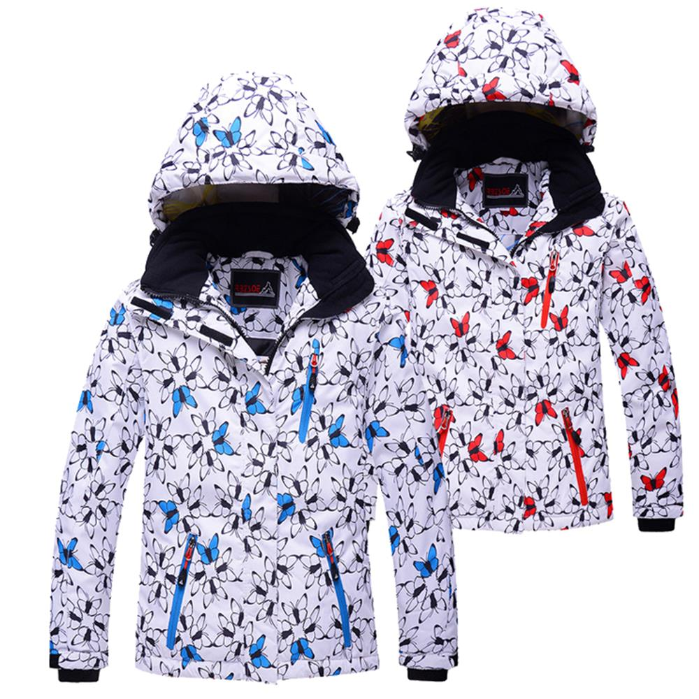ФОТО Russian Winter -30 Degree Thermal Skiing Jackets girls and boys Waterproof Snow Coats for kids ski wear Super Keep Warm Clothing
