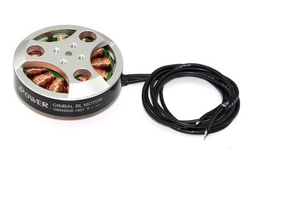 Gimbal Brushless Mount Motor IPower GBM4008-150T 122g <font><b>150kv</b></font> for Nex6 7 image
