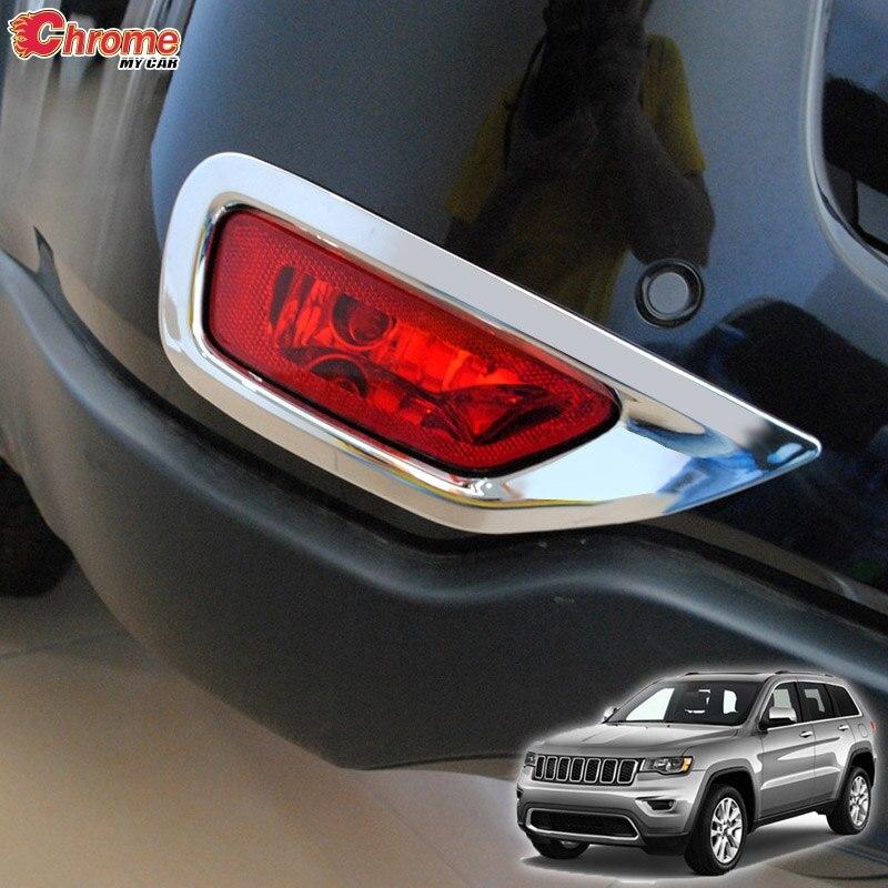 Chrome Rear//Tail Light Lamp Molding Trim Cover for 05-09 Tucson