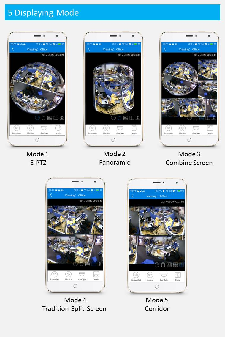 US $35 99 10% OFF|Best Design Bulb Lamp V380 Wireless IP Camera Wifi 960P  Panoramic FishEye Home Security CCTV Cam 360 Degree Wifi Camera-in