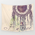 Round Hippie Tapestry Beach Throw Roundie Mandala Towel Yoga Mat Bohemian