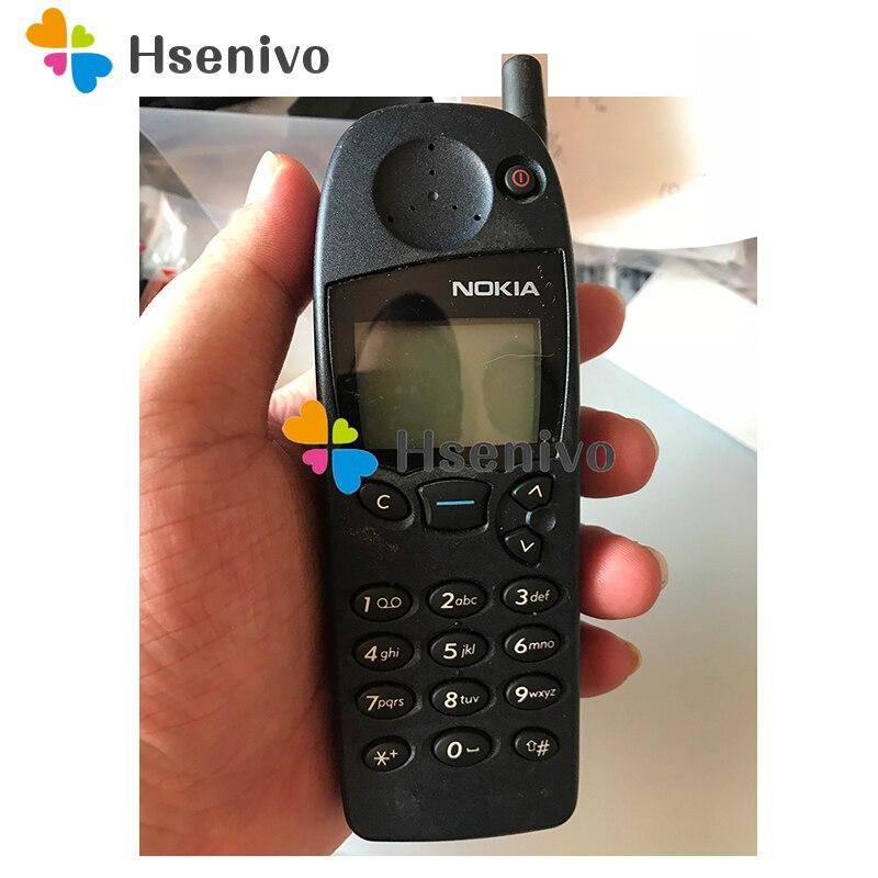 5110 Original Nokia 5110 Mobile Phone 2G GSM Unlocked Cheap Old Refurbished Phone Free shipping