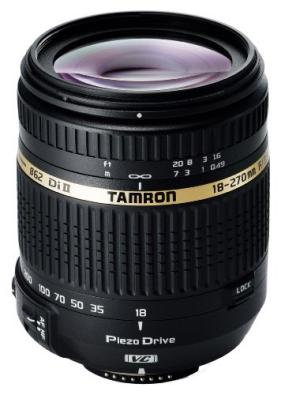 Tamron 18-270mm f/3.5-6.3 Di II VC PZD Aspherical Lens For Sony объектив для фотоаппарата tamron 18 200мм f 3 5 6 3 di ii для sony b018s