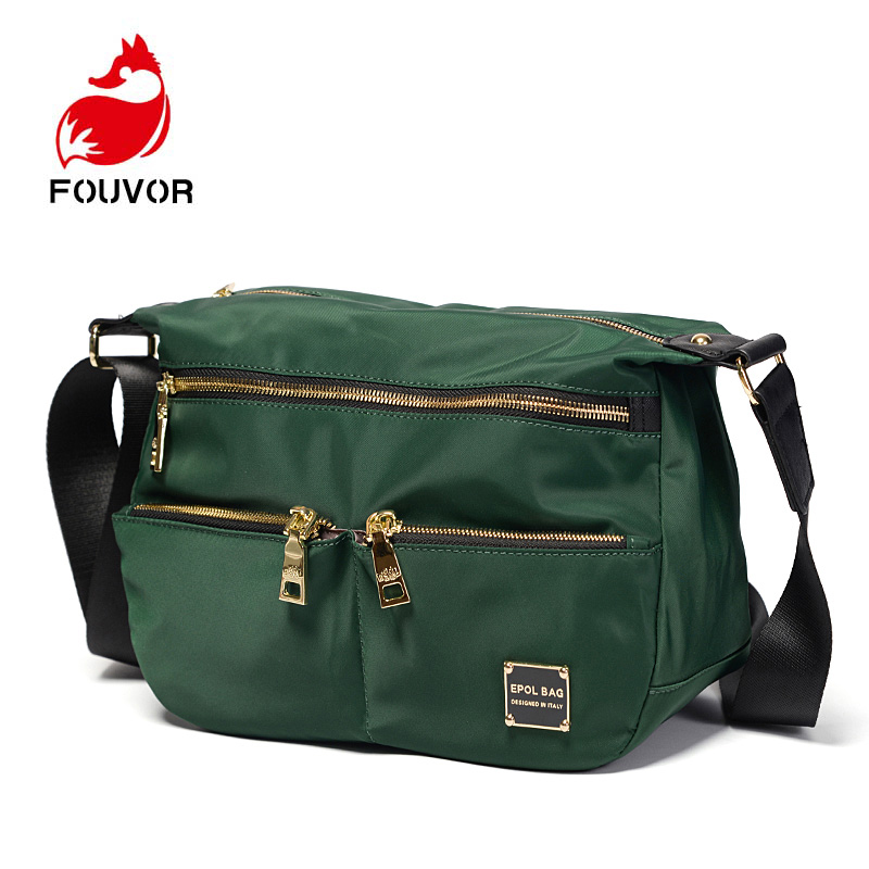 Bolsa Messenger-Bag Crossbody-Bag Travel-Bag EPOL Women Oxford-Shoulder-Bag Waterproof