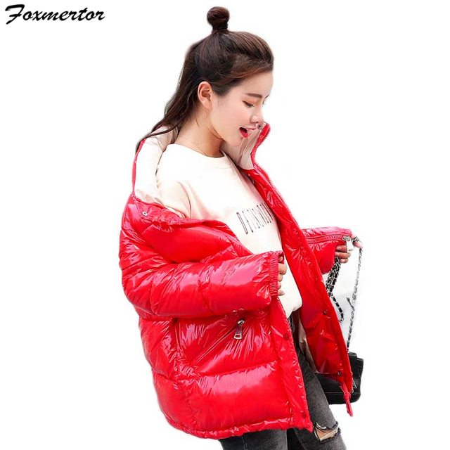 Winter Jacket Women parka Ultra Light Down No Hat Long Sleeve Warm Slim Coat Parka Female Solids Outwear abrigos mujer invierno 2