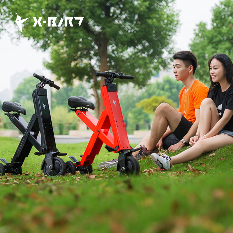 X-Bird X1 Foldable Electric Scooter Portable with Lithium Battery